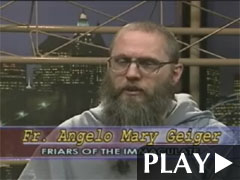 Video – Fr. Angelo – Part 3 Compassion of Mary in The Passion