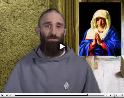 Video – Fra Joseph – No Apologies #5: Mary Queen Mother