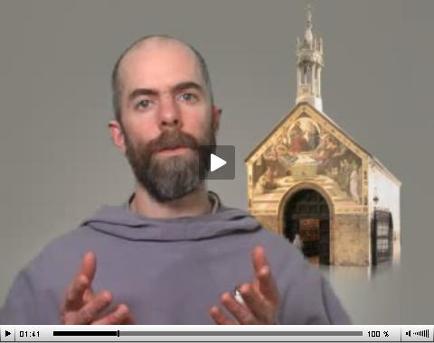 Video – Fr. Maximilian – The Cornerstone #8 – Ephesians 1:7 & The Franciscan Thesis