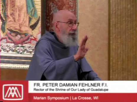 Video – Conferences #83: La Crosse 2010 1/7, Introduction Drew Marian, Fr. Fehlner
