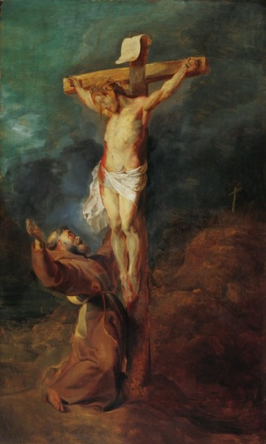 The Crucified Lovers: Solemnity Of St. Francis Of Assisi