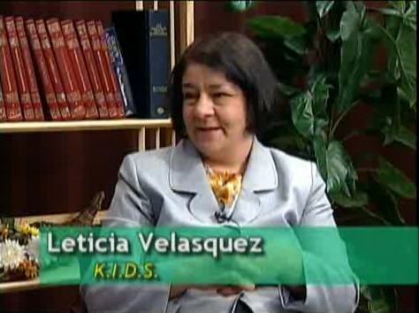Video – Face of Pro-Life #136: Leticia Velasquez Abortion and Down Syndrome