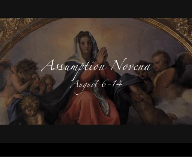 Video – Variety #147: Assumption Novena, Day 5