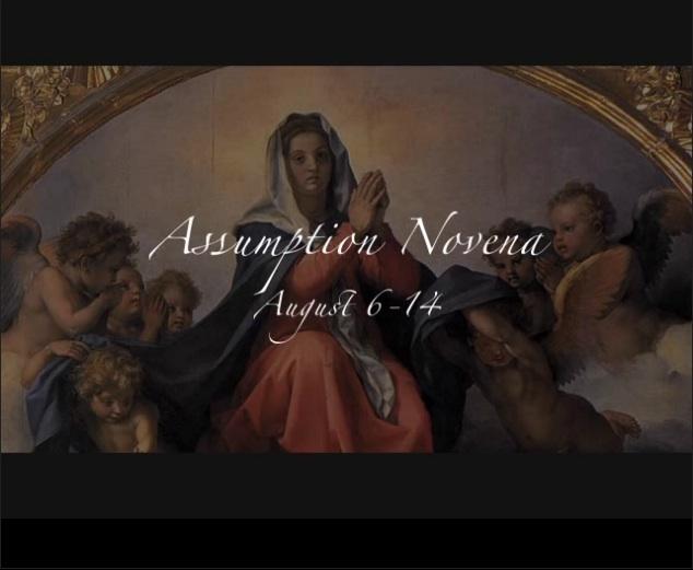 Video – Variety #150: Assumption Novena, Day 8