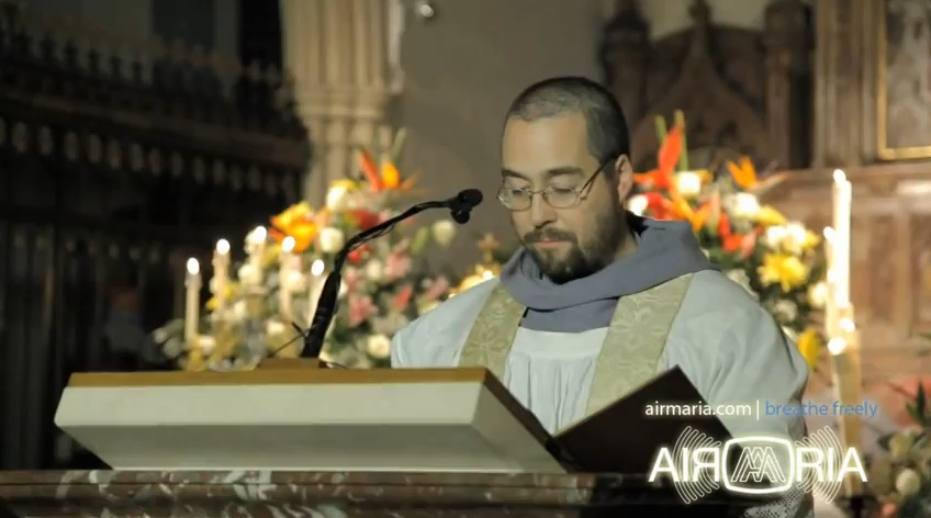 Video – A Day With Mary #14: Fr Agnellus Murphy: Mary's Heart Incredibly Tender