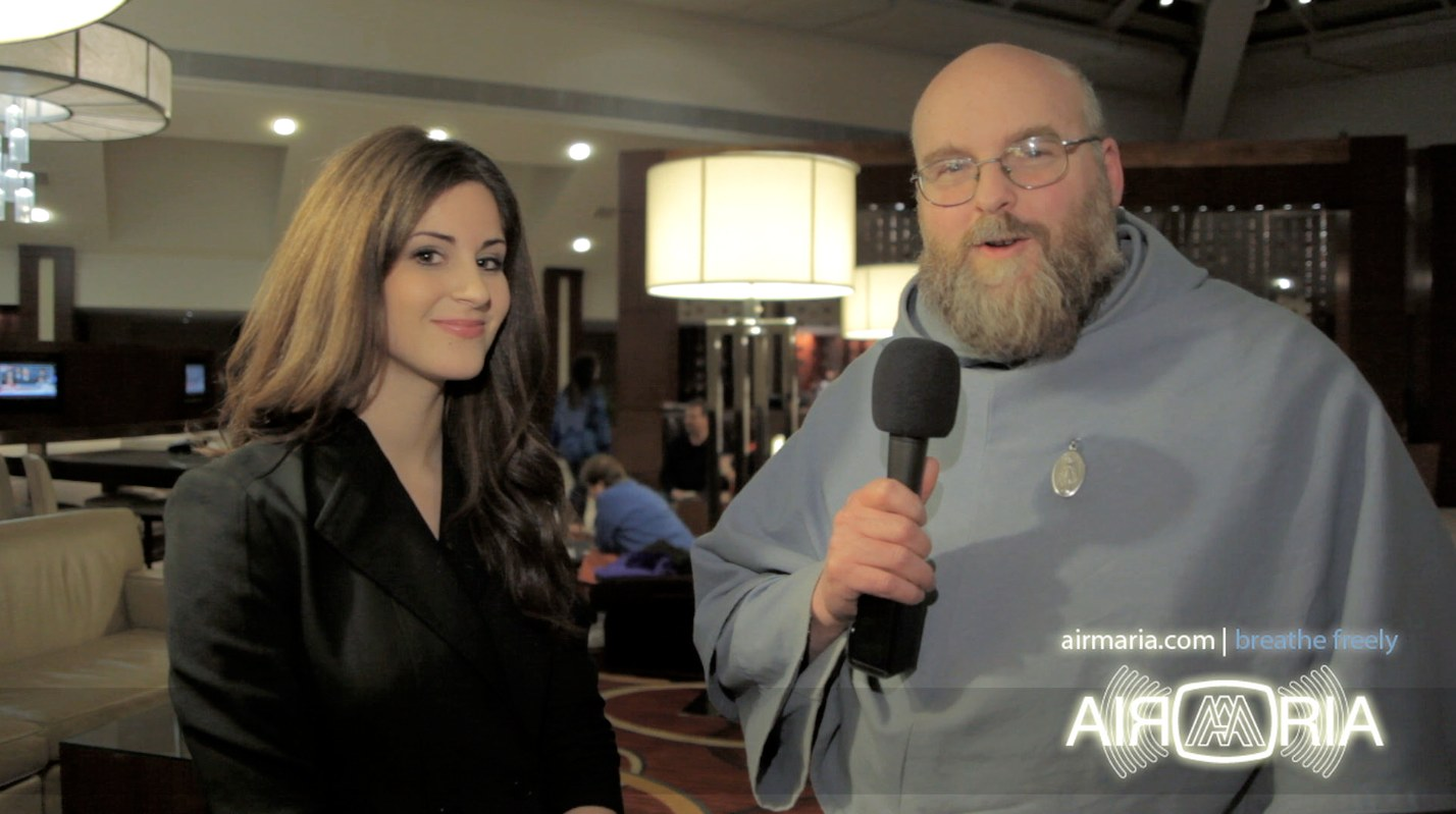 Video – Roving Reporter #125: Lila Rose – Convert to the Catholic Church