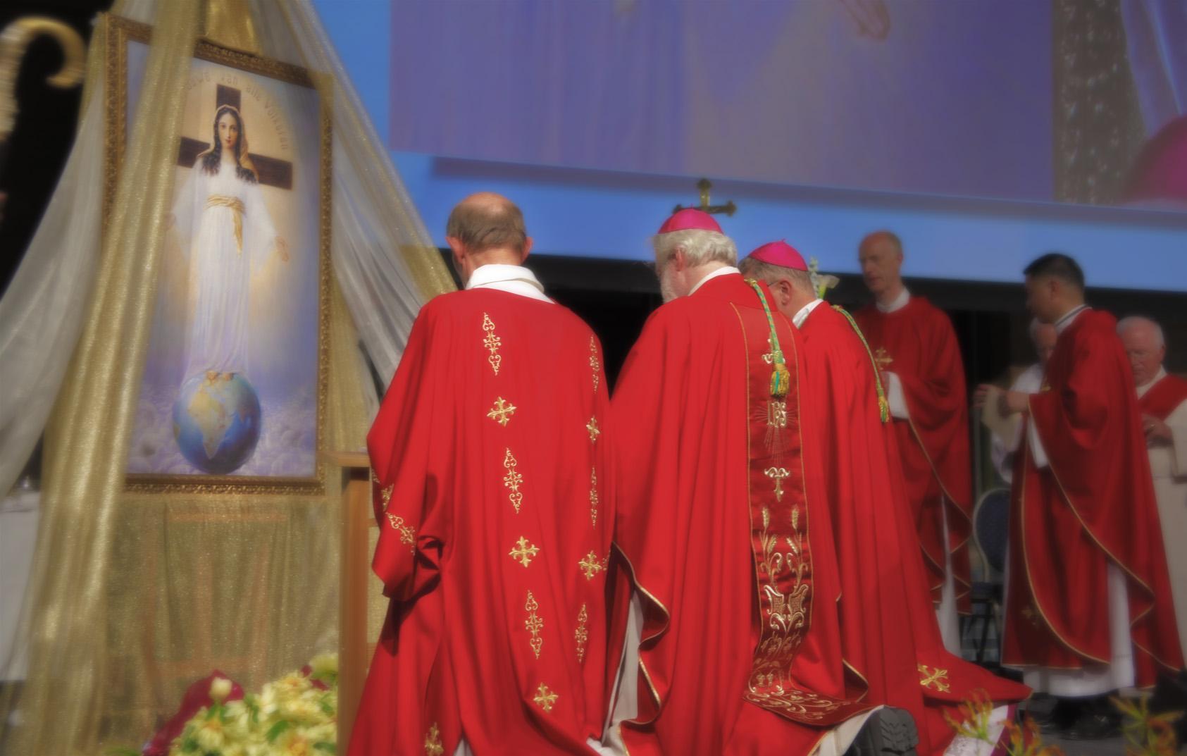 OLN 2012 Bishops