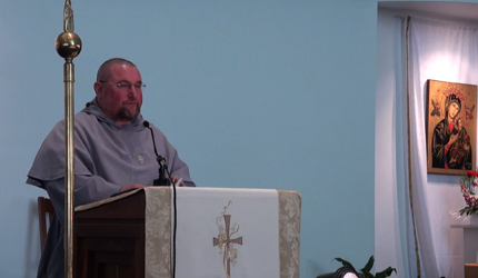 Video – A Day With Mary #37: Fr. Joseph Michael speaks on Our Lady