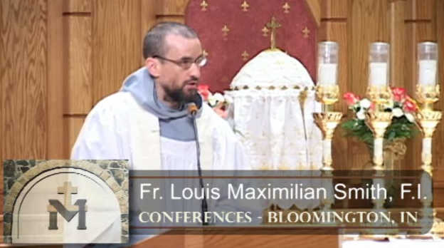 "Video – Conferences #194: Pope Benedict and Mary's ""Yes"", Part 3"