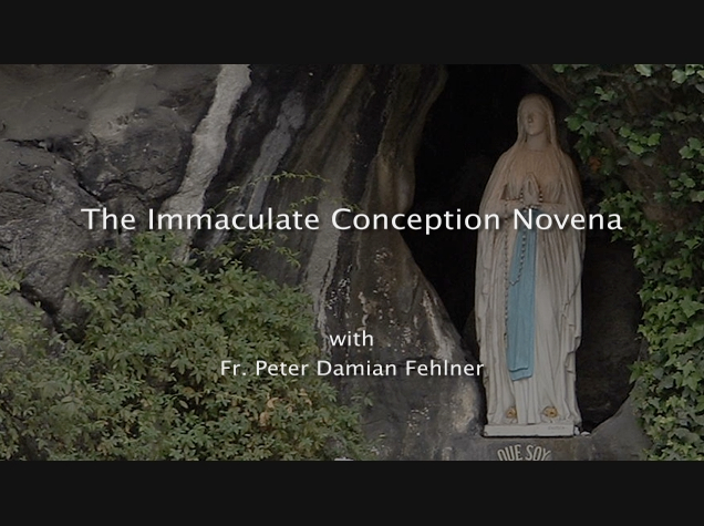 Video – Variety #180: Novena to the Immaculate Conception, Day 1