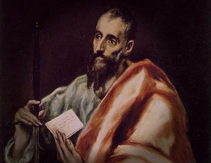 See How Catholic Saint Paul Was