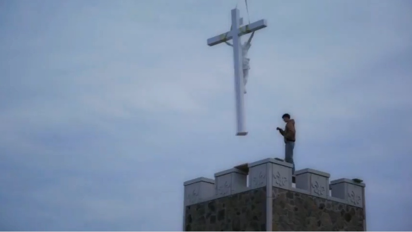 Video – Fi News #139: Crucifix on Tower of David