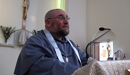Video – A Day With Mary #53: Fr Joseph Michael speaks on the Eucharist