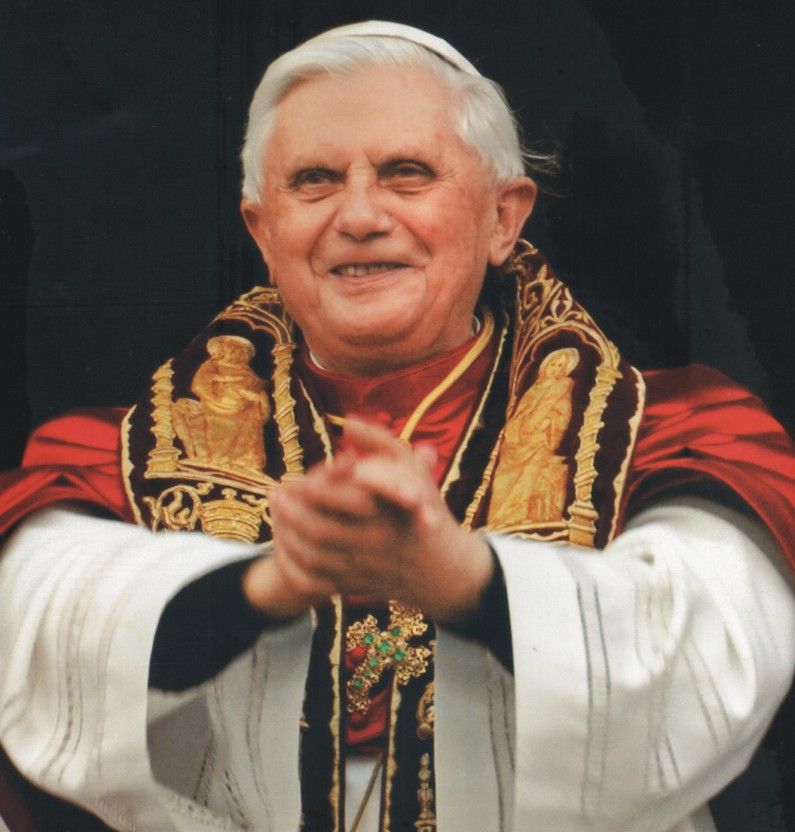 Pope Benedict on the Year of Faith