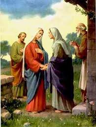 Celebrate the Feast of the Visitation