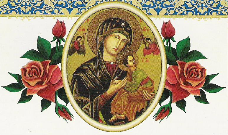 June 27th: Our Lady of Perpetual Help