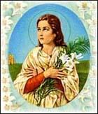 St. Maria Goretti: Pray for Us!