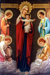 July 9th: Our Lady of the Atonement