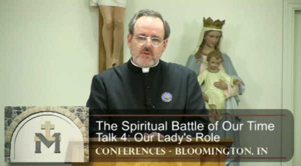 Video – Fr. Casey Spiritual Combat #4 – CONF 216