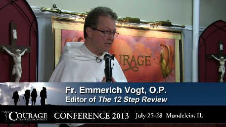Video – Fr Vogt – Courage 2013 #3 – CONF 220