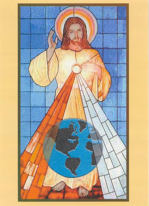 O Blessed Host; O Mercy Divine!