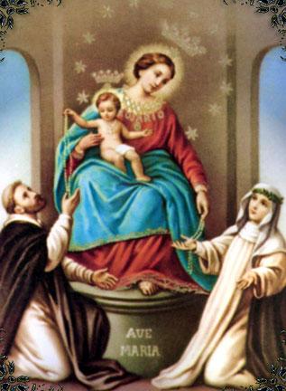 1st Sunday of October: Indulgence – Supplication to O.L. of Pompeii | Fr. Z's Blog