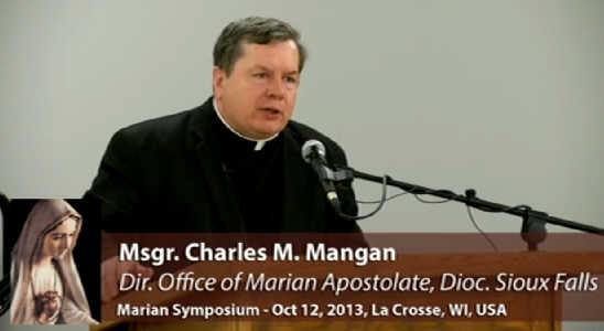 Video – Marian Symposium '13 P2: Mangan – CONF 236