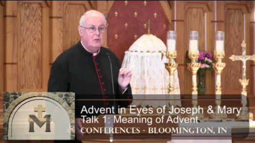 Advent Through the Eyes of Joseph and Mary