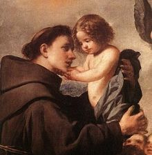 June 13th: St. Anthony, Franciscan Priest and Doctor of the Church