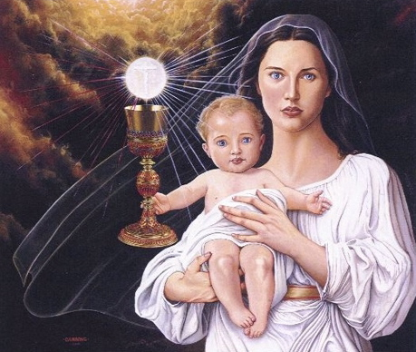 Mother of the Eucharist
