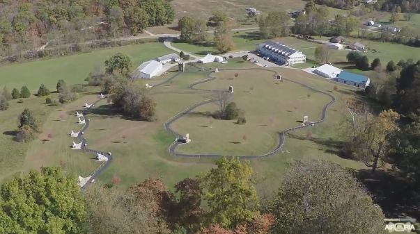 Video – Heavenly Views of Mother of the Redeemer Retreat Center – Variety 282
