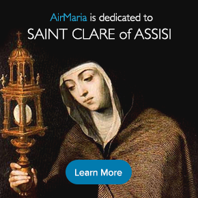 St. Clare Patroness of AirMaria