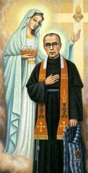 A Thought from St. Maximilian Maria Kolbe