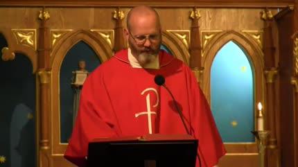 Nov 12 – Homily – Fr Dominic: Prayer Takes Time