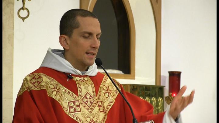 Nov 14 – Homily – Fr Matthias: St. Nicholas Tavelic and companions