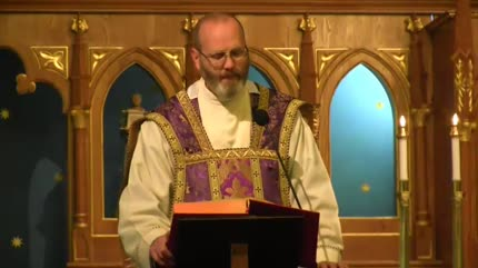 Nov 27 – Homily – Fr Dominic: WAKE UP, Jesus is coming