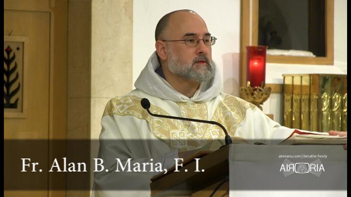 Feb 07 – Homily – Fr Alan: The Fruitful Virginity of St. Colette