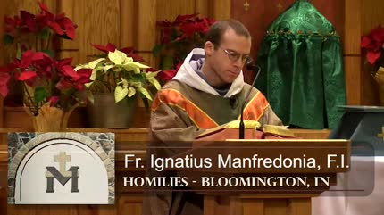 Feb 08 – Homily – Fr Ignatius: Let us Pass the Test
