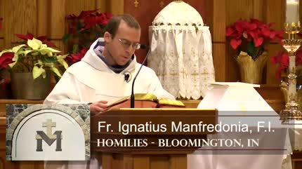 Feb 10 – Homily – Fr Ignatius: Watch and Pray