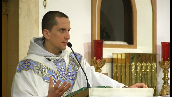 Feb 13 – Homily – Fr Matthias: Generosity Makes the Sacrifice Acceptable