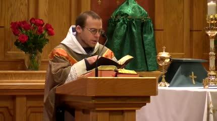 Feb 15 – Homily – Fr Ignatius: Noah's Ark and the Church