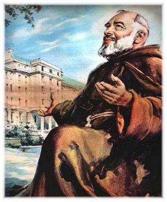 Padre Pio's Prayer