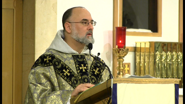 Mar 20 – Homily – Fr Alan: St. Joseph, Protector of Purity