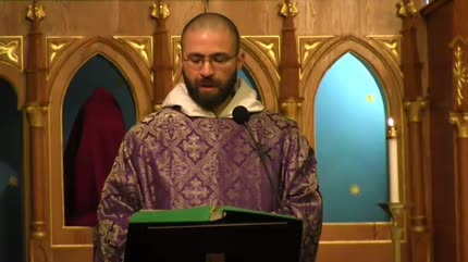 Apr 08 – Homily – Fr Jacinto: A Sign of Contradiction