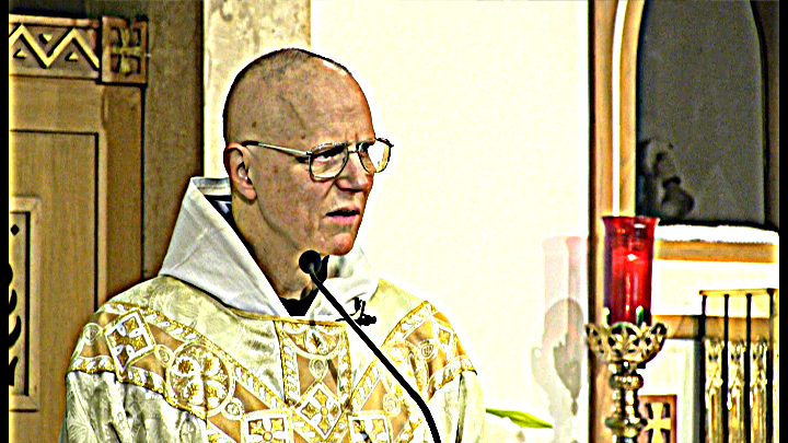 Apr 17 – Homily – Fr Maximilian: Jesus' Credible Resurrection, Our Hope for Salvation