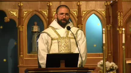 May 13 – Homily – Fr Jacinto: The First Message of Fatima