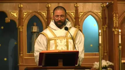 May 14 – Homily – Fr Jacinto: Mary Keeps Us with Jesus