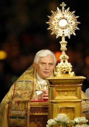 On Eucharistic Adoration