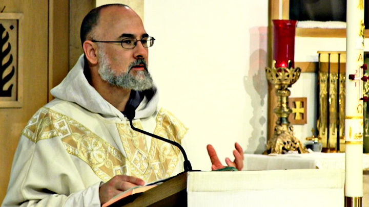 "May 16 – Homily – Fr Alan: ""My peace I give to you"" (Jn 14:27)"