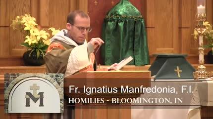 Jun 15 – Homily – Fr Ignatius: Beatitudes on Anger